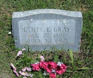 GRAY, ETHEL E - Bent County, Colorado | ETHEL E GRAY - Colorado Gravestone Photos