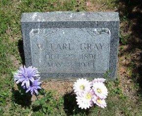 GRAY, WILLIAM EARL - Bent County, Colorado | WILLIAM EARL GRAY - Colorado Gravestone Photos
