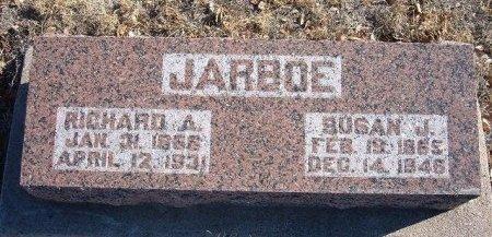 PLAUGHER JARBOE, SUSAN JUDY - Bent County, Colorado | SUSAN JUDY PLAUGHER JARBOE - Colorado Gravestone Photos