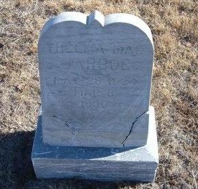 JARBOE, THELMA MAE - Bent County, Colorado   THELMA MAE JARBOE - Colorado Gravestone Photos