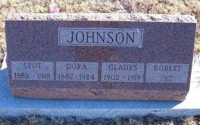 JOHNSON, SPOT - Bent County, Colorado | SPOT JOHNSON - Colorado Gravestone Photos