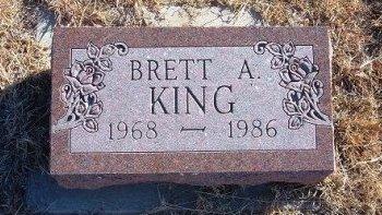 KING, BRETT ALAN - Bent County, Colorado | BRETT ALAN KING - Colorado Gravestone Photos