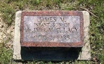 LACY, JAMES M - Bent County, Colorado | JAMES M LACY - Colorado Gravestone Photos
