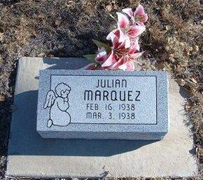 MARQUEZ, JULIAN - Bent County, Colorado | JULIAN MARQUEZ - Colorado Gravestone Photos