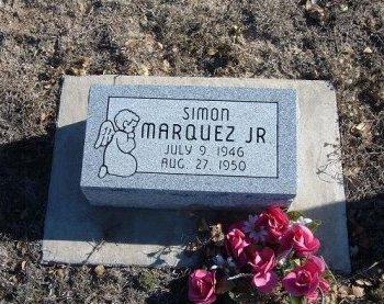 MARQUEZ, JR, SIMON - Bent County, Colorado | SIMON MARQUEZ, JR - Colorado Gravestone Photos