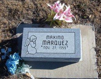 MARQUEZ, MAXIMO - Bent County, Colorado | MAXIMO MARQUEZ - Colorado Gravestone Photos