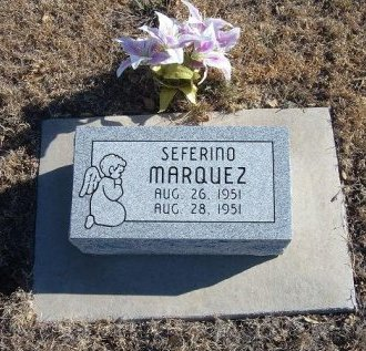 MARQUEZ, SEFERINO - Bent County, Colorado | SEFERINO MARQUEZ - Colorado Gravestone Photos