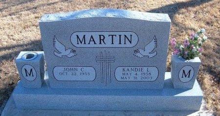 MARTIN, KANDIE L - Bent County, Colorado | KANDIE L MARTIN - Colorado Gravestone Photos