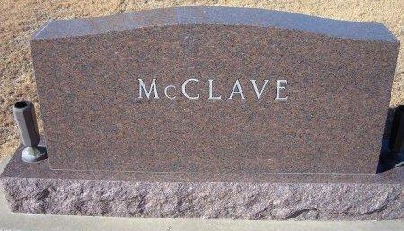 MCCLAVE FAMILY GRAVESTONE,  - Bent County, Colorado |  MCCLAVE FAMILY GRAVESTONE - Colorado Gravestone Photos