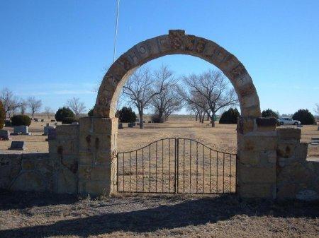 *MCCLAVE HOME GATE,  - Bent County, Colorado |  *MCCLAVE HOME GATE - Colorado Gravestone Photos