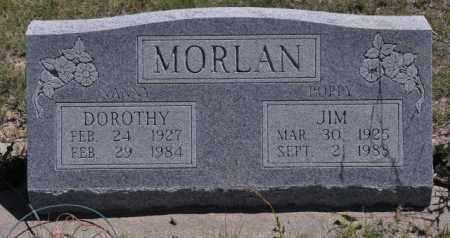 MORLAN, JIM - Bent County, Colorado | JIM MORLAN - Colorado Gravestone Photos