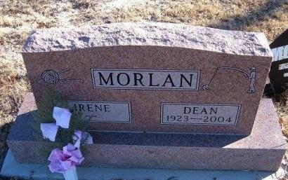 MORLAN, FRANCIS DEAN - Bent County, Colorado | FRANCIS DEAN MORLAN - Colorado Gravestone Photos