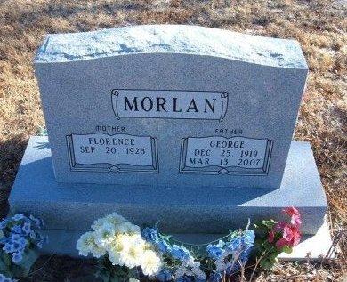MORLAN, GEORGE - Bent County, Colorado | GEORGE MORLAN - Colorado Gravestone Photos