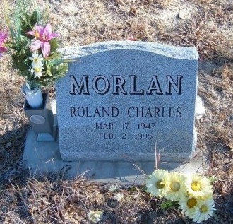 MORLAND, ROLAND CHARLES - Bent County, Colorado | ROLAND CHARLES MORLAND - Colorado Gravestone Photos