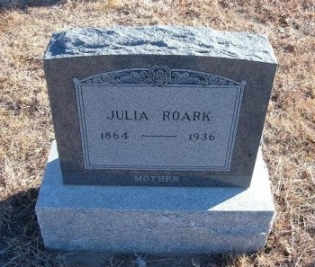"FARRIS ROARK, JULIA MARGARET ""PEGGY"" - Bent County, Colorado | JULIA MARGARET ""PEGGY"" FARRIS ROARK - Colorado Gravestone Photos"
