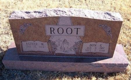 ROOT, DON GAROLD - Bent County, Colorado | DON GAROLD ROOT - Colorado Gravestone Photos