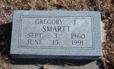 SMARTT, GREGORY T - Bent County, Colorado | GREGORY T SMARTT - Colorado Gravestone Photos