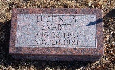 SMARTT, LUCIEN S - Bent County, Colorado   LUCIEN S SMARTT - Colorado Gravestone Photos