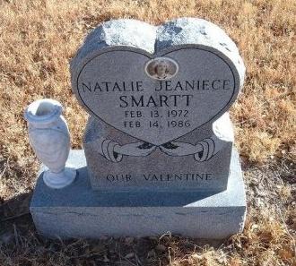 SMARTT, NATALIE JEANIECE - Bent County, Colorado | NATALIE JEANIECE SMARTT - Colorado Gravestone Photos