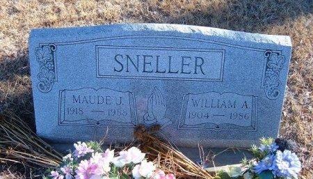 SNELLER, MAUDE JESSIE - Bent County, Colorado | MAUDE JESSIE SNELLER - Colorado Gravestone Photos