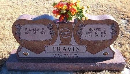 TRAVIS, MORRIS E - Bent County, Colorado | MORRIS E TRAVIS - Colorado Gravestone Photos