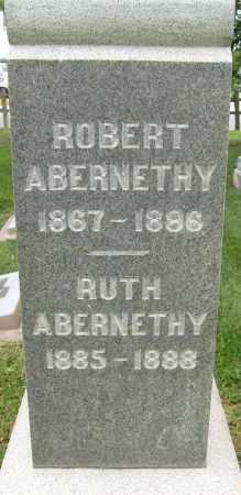 ABERNETHY, RUTH - Boulder County, Colorado   RUTH ABERNETHY - Colorado Gravestone Photos