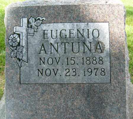 ANTUNA, EUGENIO - Boulder County, Colorado | EUGENIO ANTUNA - Colorado Gravestone Photos