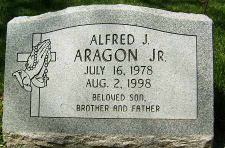 ARAGON, ALFRED J., JR. - Boulder County, Colorado | ALFRED J., JR. ARAGON - Colorado Gravestone Photos