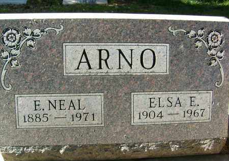 ARNO, E. NEAL - Boulder County, Colorado | E. NEAL ARNO - Colorado Gravestone Photos