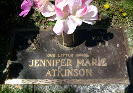 ATKINSON, JENNIFER MARIE - Boulder County, Colorado | JENNIFER MARIE ATKINSON - Colorado Gravestone Photos