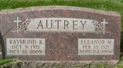 AUTREY, ELEANOR M. - Boulder County, Colorado   ELEANOR M. AUTREY - Colorado Gravestone Photos