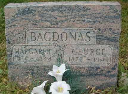 BAGDONAS, GEORGE - Boulder County, Colorado   GEORGE BAGDONAS - Colorado Gravestone Photos