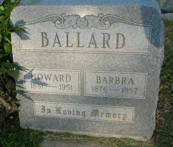 BALLARD, BARBRA - Boulder County, Colorado | BARBRA BALLARD - Colorado Gravestone Photos