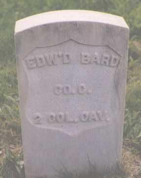 BARD, EDWARD - Boulder County, Colorado | EDWARD BARD - Colorado Gravestone Photos