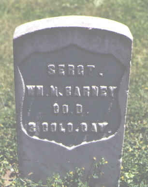 BARNEY, WM. M. - Boulder County, Colorado   WM. M. BARNEY - Colorado Gravestone Photos