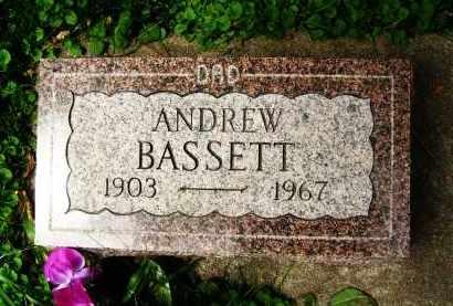 BASSETT, ANDREW - Boulder County, Colorado | ANDREW BASSETT - Colorado Gravestone Photos