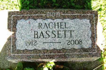 BASSETT, RACHEL - Boulder County, Colorado | RACHEL BASSETT - Colorado Gravestone Photos