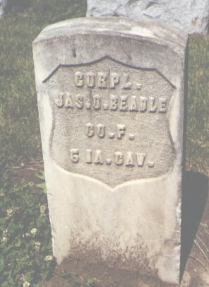 BEADLE, JAS. O. - Boulder County, Colorado | JAS. O. BEADLE - Colorado Gravestone Photos