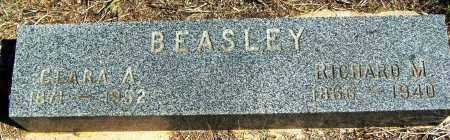 BEASLEY, RICHARD M. - Boulder County, Colorado | RICHARD M. BEASLEY - Colorado Gravestone Photos