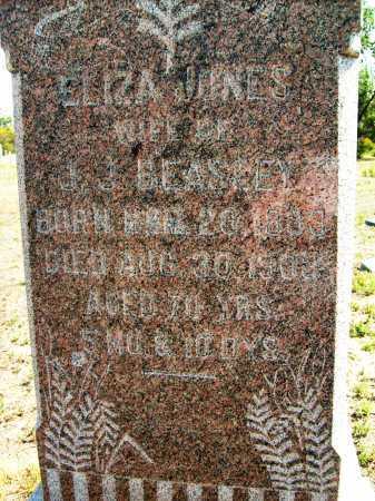 BEASLEY, ELIZA - Boulder County, Colorado | ELIZA BEASLEY - Colorado Gravestone Photos