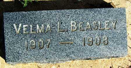 BEASLEY, VELMA L. - Boulder County, Colorado | VELMA L. BEASLEY - Colorado Gravestone Photos