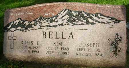 BELLA, KIM - Boulder County, Colorado | KIM BELLA - Colorado Gravestone Photos