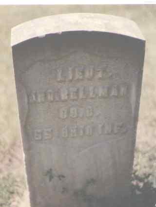 BELLMAN, JNO. - Boulder County, Colorado | JNO. BELLMAN - Colorado Gravestone Photos