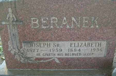 BERANEK, JOSEPH, SR. - Boulder County, Colorado   JOSEPH, SR. BERANEK - Colorado Gravestone Photos
