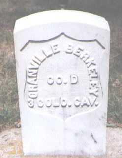 BERKELEY, GRANVILLE - Boulder County, Colorado | GRANVILLE BERKELEY - Colorado Gravestone Photos