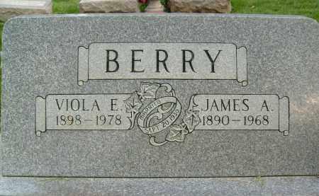 BERRY, JAMES A. - Boulder County, Colorado | JAMES A. BERRY - Colorado Gravestone Photos