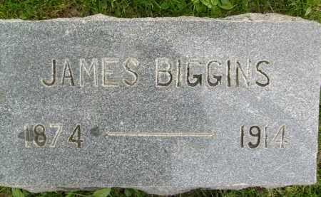 BIGGINS, JAMES - Boulder County, Colorado | JAMES BIGGINS - Colorado Gravestone Photos