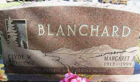 BLANCHARD, CLYDE W. - Boulder County, Colorado | CLYDE W. BLANCHARD - Colorado Gravestone Photos