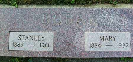BOBAK, MARY - Boulder County, Colorado   MARY BOBAK - Colorado Gravestone Photos
