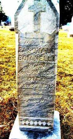 BOIANELLI, PASQUALE - Boulder County, Colorado   PASQUALE BOIANELLI - Colorado Gravestone Photos